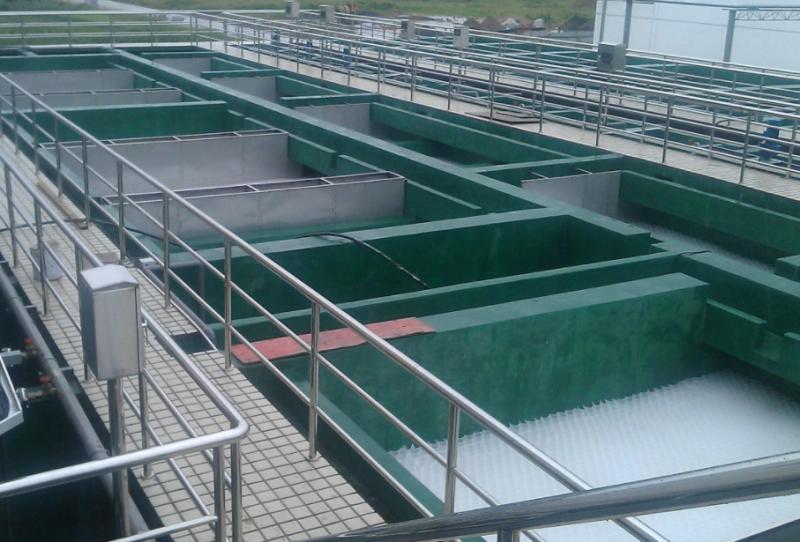东营污水处理工程