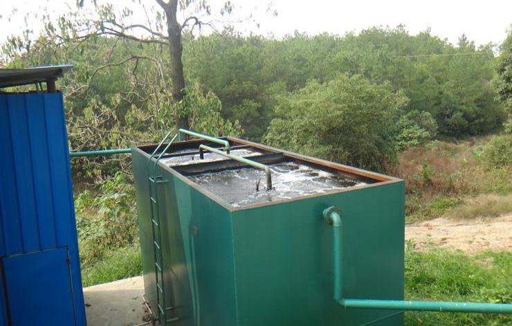 山东污水处理设备工程