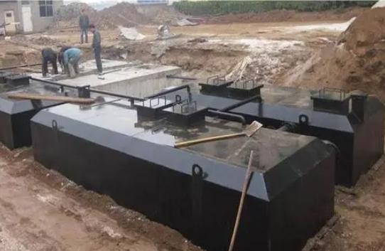 污水处理设备--地埋式污水处理设备