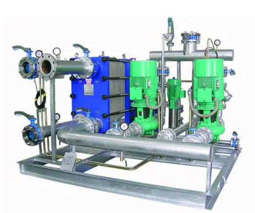 上海换热机组设备厂家